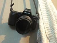Nikon F801