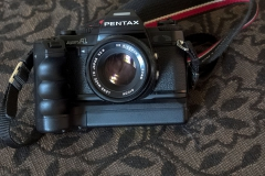 Pentax Super A