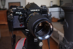 Yashica FX-D